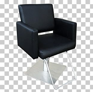 Barber Chair Table Beauty Parlour Couch PNG