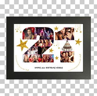 Collage Photomontage Frames PNG