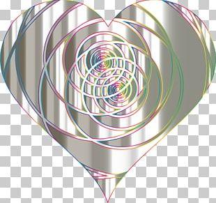 Spiral Vortex PNG