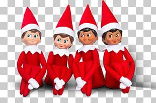 The Elf On The Shelf Christmas Mother PNG