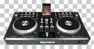Disc Jockey Audio Mixers DJ Controller Numark Industries DJ Mixer PNG