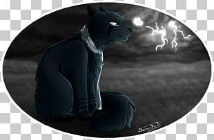 Black Cat Snout Black Panther PNG