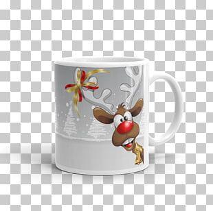 Christmas Card Santa Claus Christmas And Holiday Season Reindeer PNG