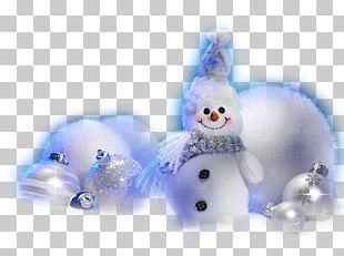 Santa Claus Desktop Christmas Day Christmas Decoration Snowman PNG