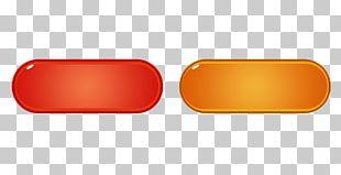 Creative Cartoon Button Border PNG