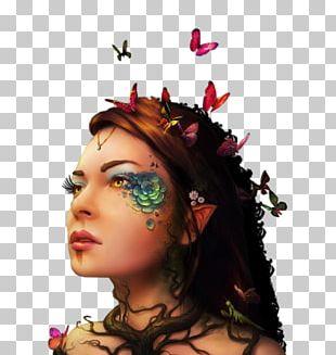 Digital Art Painting Artist PNG
