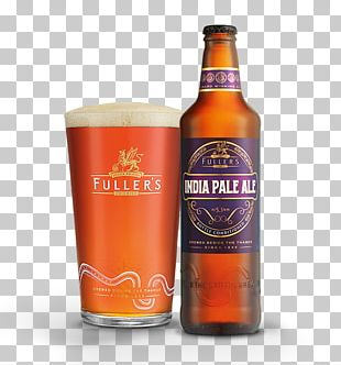 India Pale Ale Fuller's Brewery Beer PNG
