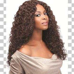 Sensationnel Italian Curl Custom Lace Wig Fiber Artificial Hair Integrations PNG