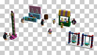 Toy Block Lego Ideas The Lego Group Pingu At The Funfair PNG