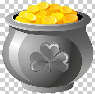 Saint Patricks Day Gold PNG