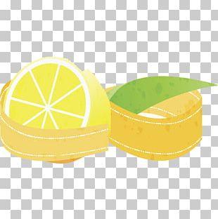 Lemon-lime Drink Yellow PNG
