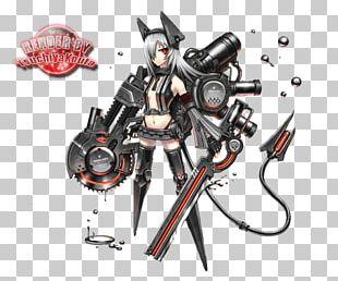 Robot Female Anime Cyborg PNG