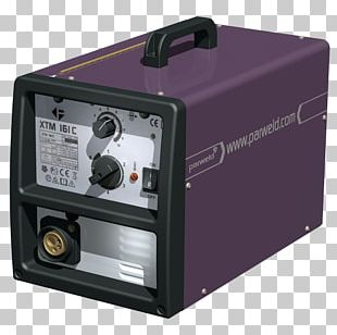 Gas Metal Arc Welding Machine Manufacturing PNG