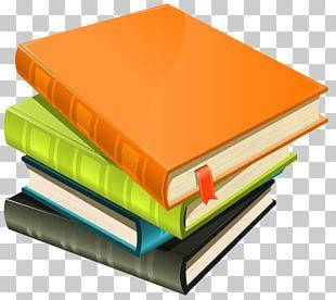 Book Reading Illustration PNG