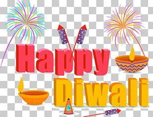 Happy Diwali Navaratri PNG