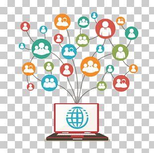 Social Media Computer Icons Social Network Digital Marketing PNG