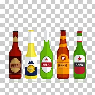 Beer Bottle Heineken Beer Bottle Alcoholic Beverage PNG