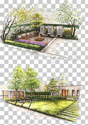 Landscape Design Landscaping Garden PNG