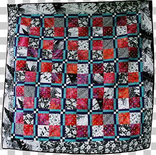 Quilting Patchwork Tiger PNG