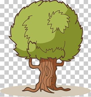 Tree Euclidean Drawing PNG
