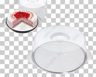 Fruitcake Glass Platter Dish PNG