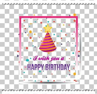 Happy Birthday To You Illustration PNG