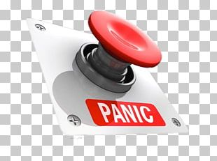 Industrial Panic Button PNG