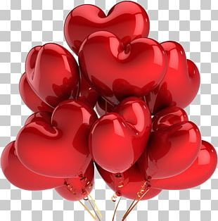 Stock Photography Balloon Heart Valentine's Day PNG