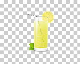 Lemonade Orange Drink Lemon-lime Drink Illustration PNG