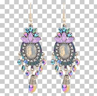 Earring Turquoise Body Jewellery Gemstone PNG