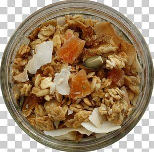 Muesli Breakfast Cereal Granola Milk PNG