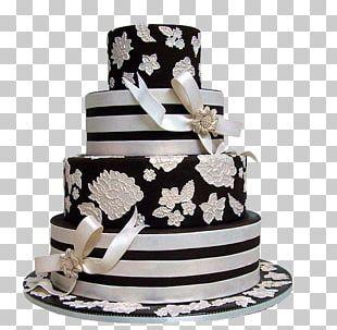 Wedding Cake Bakery Torte Petit Four PNG