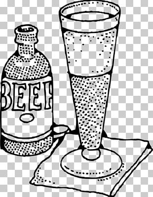 Low-alcohol Beer Lager Beer Bottle PNG