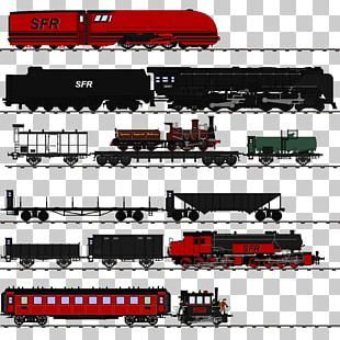 Railroad Car Passenger Car Rail Transport Train Rolling Stock PNG