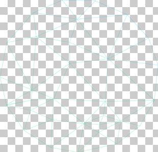 Circle Point Pattern PNG