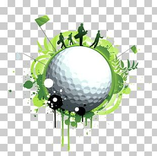 Golf Ball Flyer Golf Club Golf Course PNG
