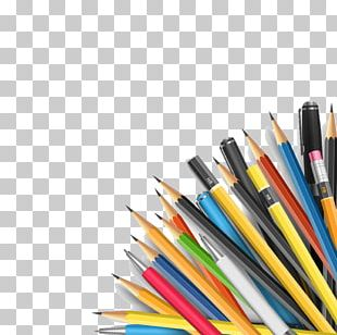 Paper Pen Eraser Learning PNG