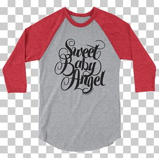 Long-sleeved T-shirt Long-sleeved T-shirt Uniform Raglan Sleeve PNG