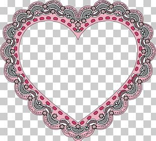 Frames Drawing Valentine's Day PNG