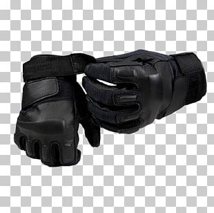 Cut-resistant Gloves Leather Kevlar Police PNG