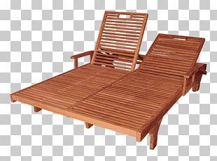 Eames Lounge Chair Chaise Longue Table Deckchair PNG