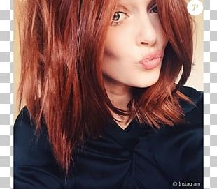 Red Hair Hairstyle Human Hair Color Blond PNG