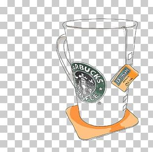 Tea Bag Coffee Cup Starbucks PNG