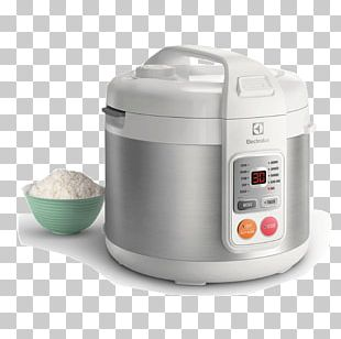 Rice Cookers Electrolux Home Appliance Slow Cookers PNG