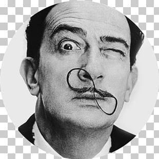 Salvador Dali: An Illustrated Life Dali's Mustache The Persistence Of Memory Moustache PNG