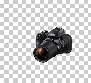 FinePix S1 Pro Zoom Lens Fujifilm Bridge Camera PNG