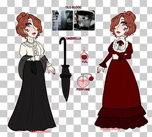 Costume Design Gown Cartoon Character PNG