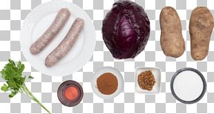 Bratwurst Vegetable German Cuisine Sweet And Sour Baked Potato PNG