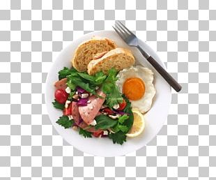 Breakfast Coffee Vegetarian Cuisine Fast Food PNG