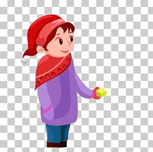 Cartoon Winter Animation PNG